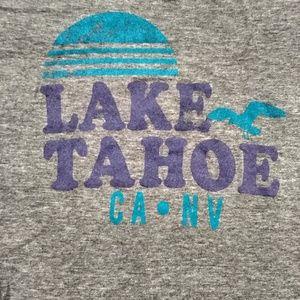 Lake Tahoe Graphic T-Shirt Size S